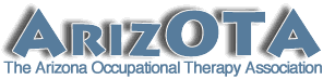 Image of ArizOTA logo